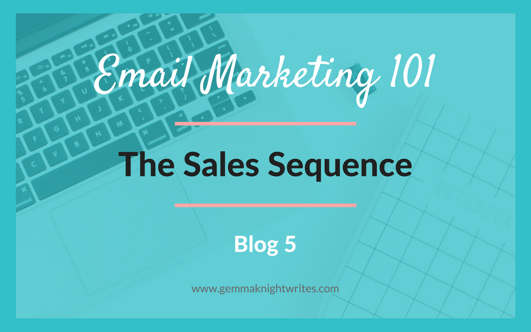 All About The Email Sales Sequence