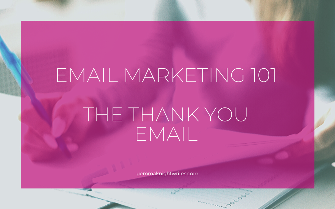 The Importance Of Sending A Thank You Message