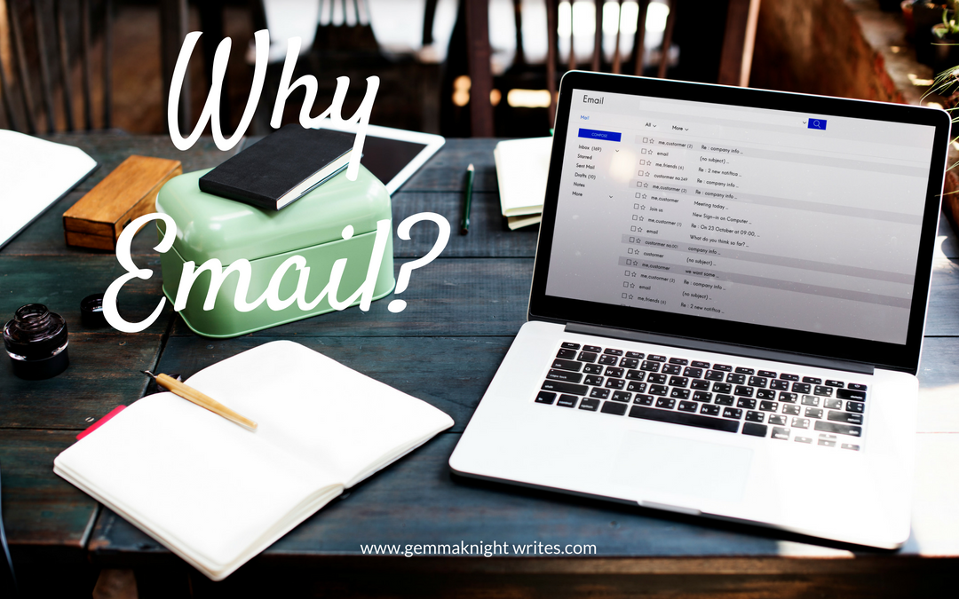 Why Email Marketing Should Be In Your Life