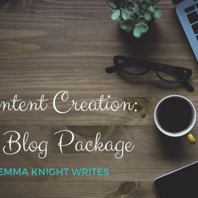 Content Creation-12 Blog Package