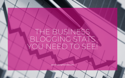 The Business Blogging Stats You Need To See